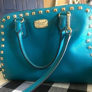 Michael Kors leather Pebbled handbag